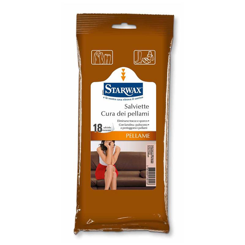 Salvietta cura dei pellami - Starwax