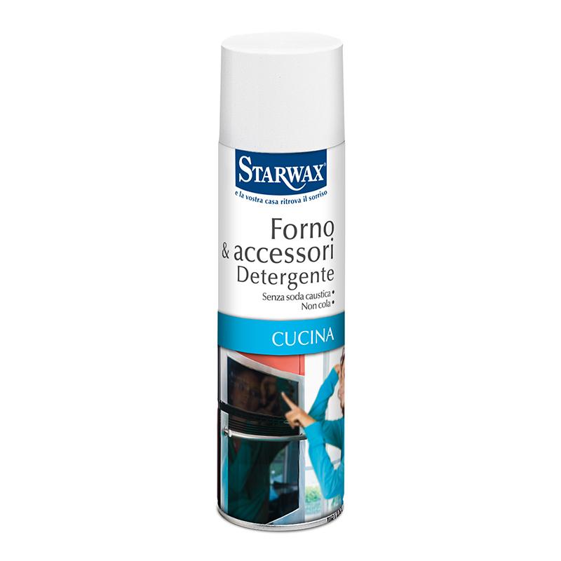 Detergente per forni - Starwax