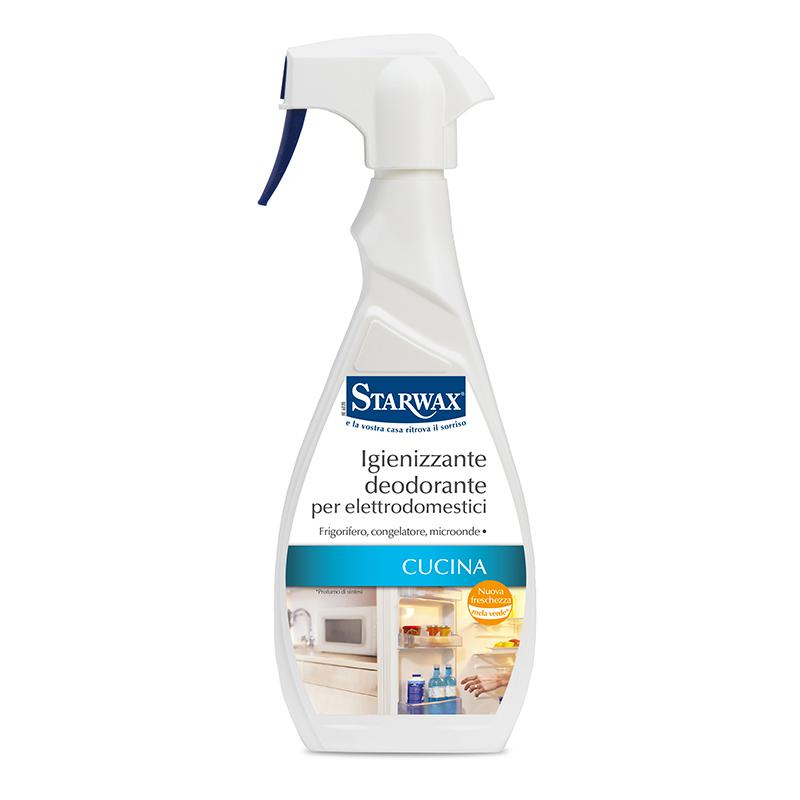 Igienizzante disinfettante per elettrodomestici - Starwax