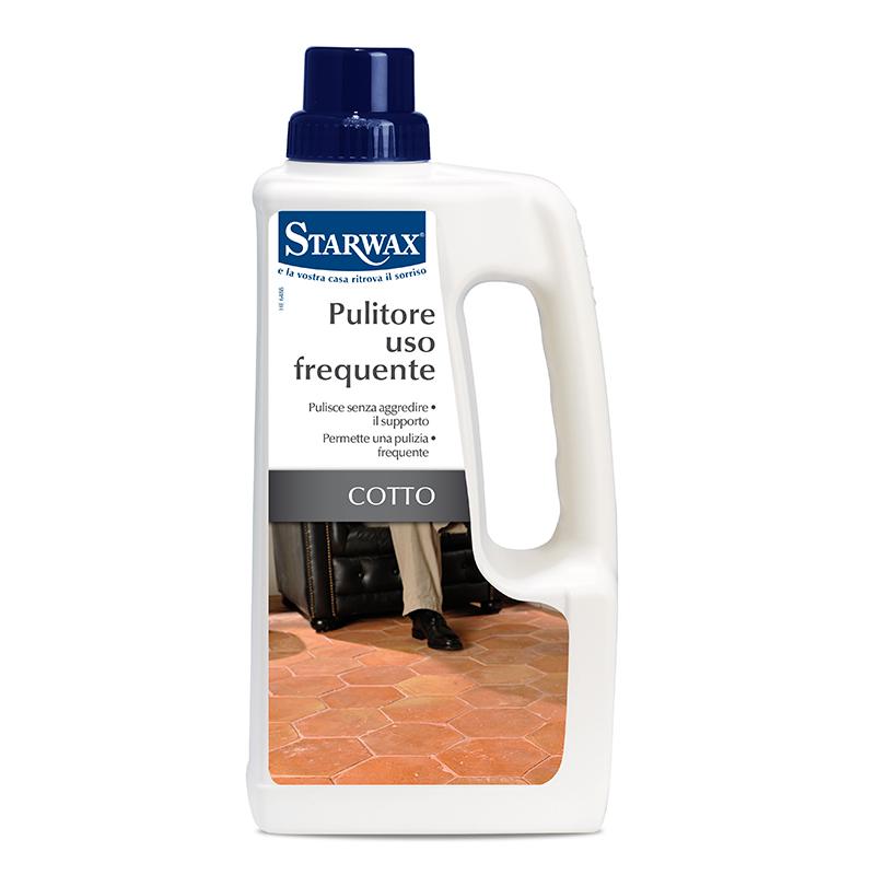 Pulitore uso frequente per cotto e mattonelle - Starwax