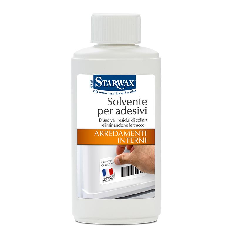 Solvente per adesivi - Starwax