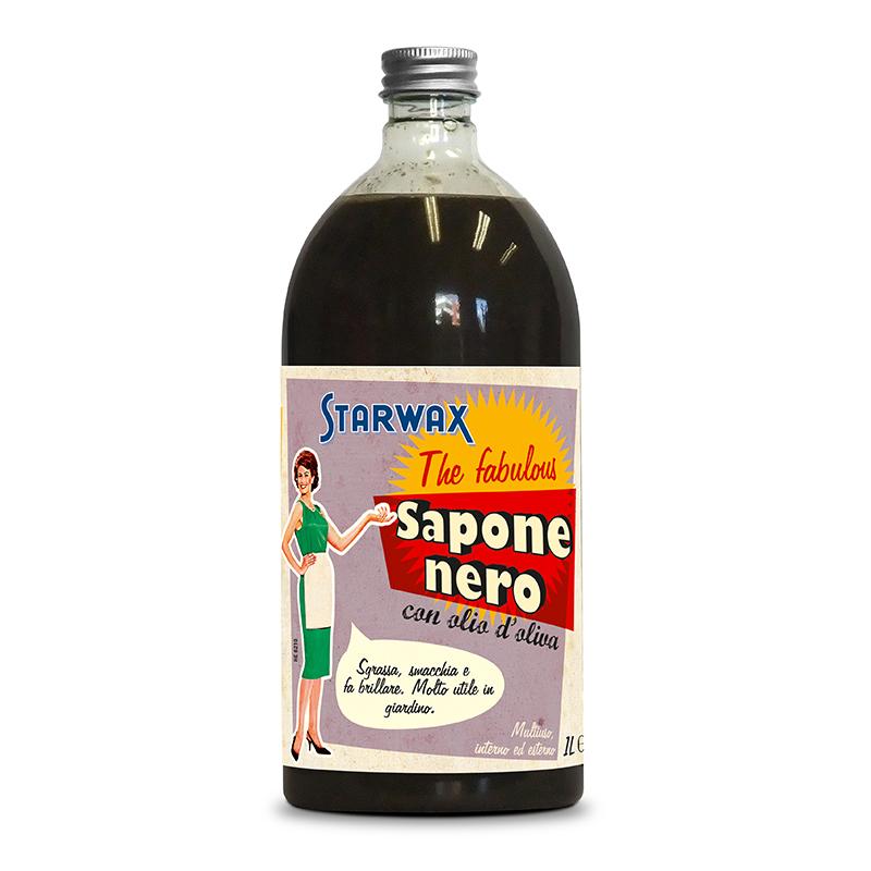 Sapone nero concentrato - Starwax The Fabulous