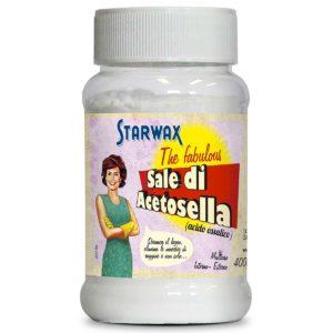 sale di acetosella starwax