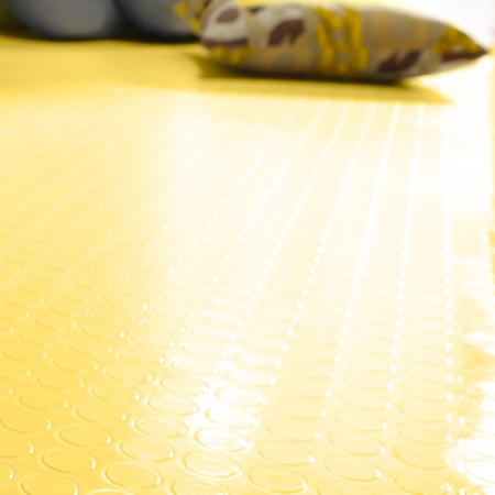 Pavimenti in materiale plastico