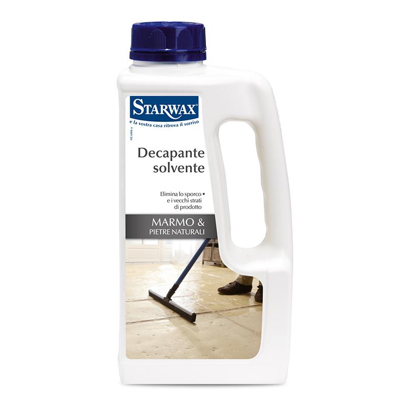 Decapante solvente marmo e pietre naturali  Starwax, Prodotti per pulizie casa
