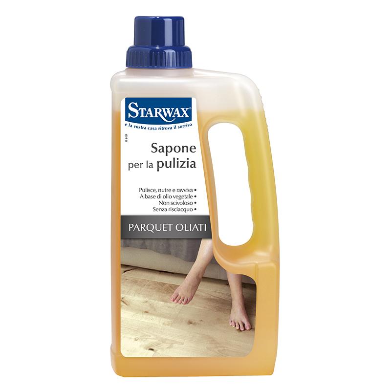 Sapone per la pulizia per parquet oliati starwax prodotti per pulizie casa - Sapone neutro per pulizie casa ...